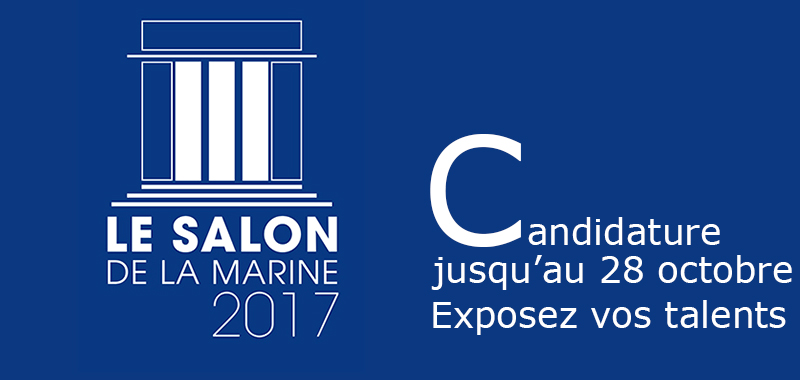 salon de la marine candidature